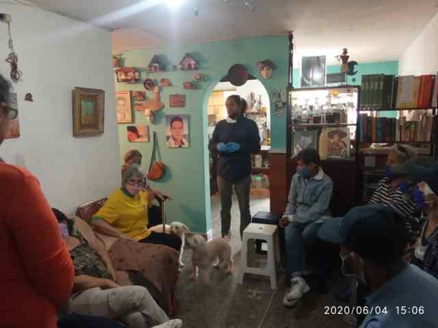 Entregan productos de higiene a 50 adultos mayores en Carrizal