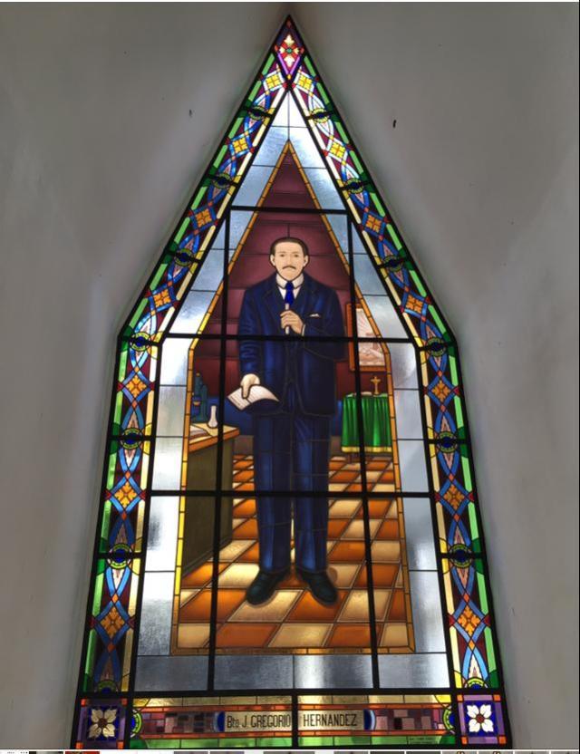 Único vitral del Dr José Gregorio Hernández en los Altos Mirandinos está en el Santuario de Fatima
