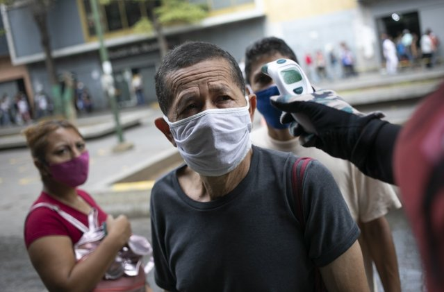193 casos de coronavirus y un fallecido en Caracas este #17Sep