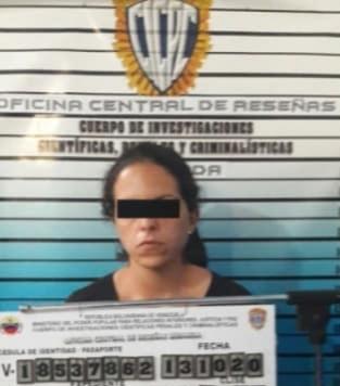 Cicpc Los Teques detuvo a mujer tras estafar a varias personas con venta de dólares