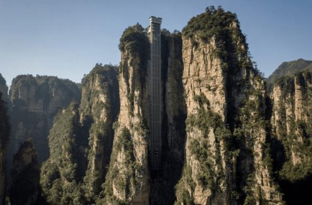 Cómo es el ascensor más alto del mundo que inspiró la película Avatar