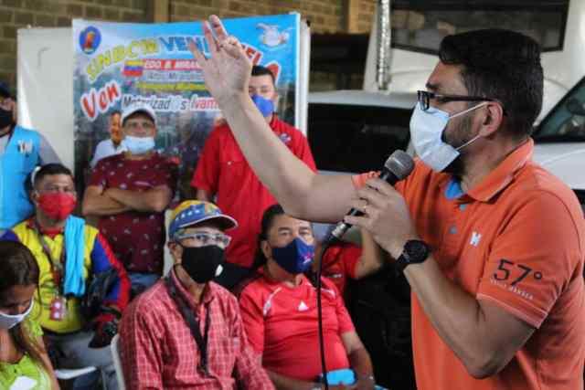 Inauguran primera escuela de transportistas de los Altos Mirandinos en Carrizal
