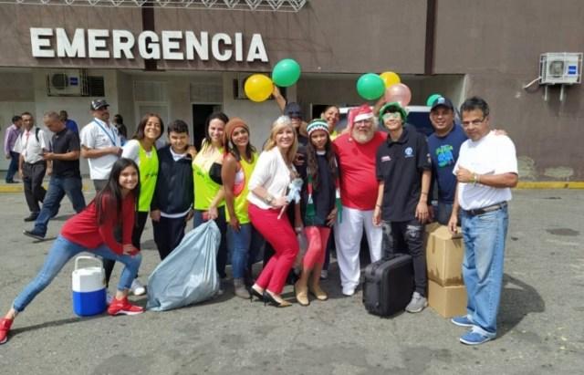 Fundación NPM arranca su tradicional «Operación Peluche» para llevar alegría a niños pacientes de hospital en navidad