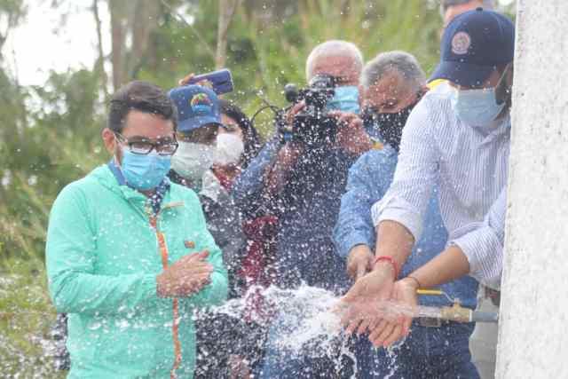 Más de 4 mil familias se beneficiaran con un segundo pozo de agua en Carrizal