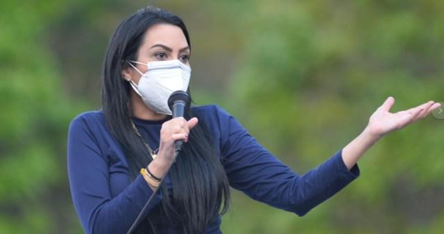 Delsa Solórzano alertó sobre el grave estado de salud del Gral Hernández Da Costa preso en la DGCIM