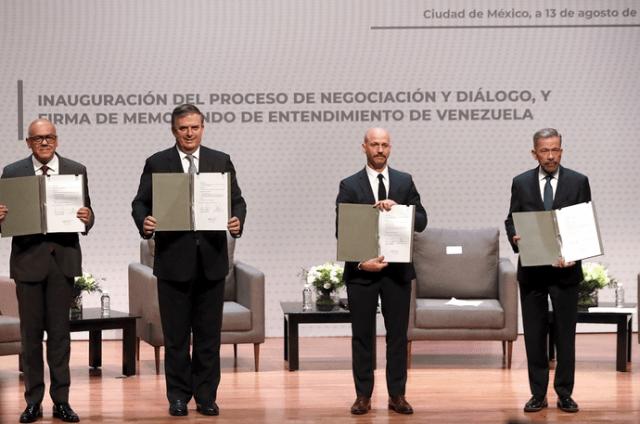 El síndrome de Cándido y la negociación de México