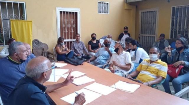José Luis Rodríguez presenta Plan de Atención Prioritaria en parroquias de Guaicaipuro