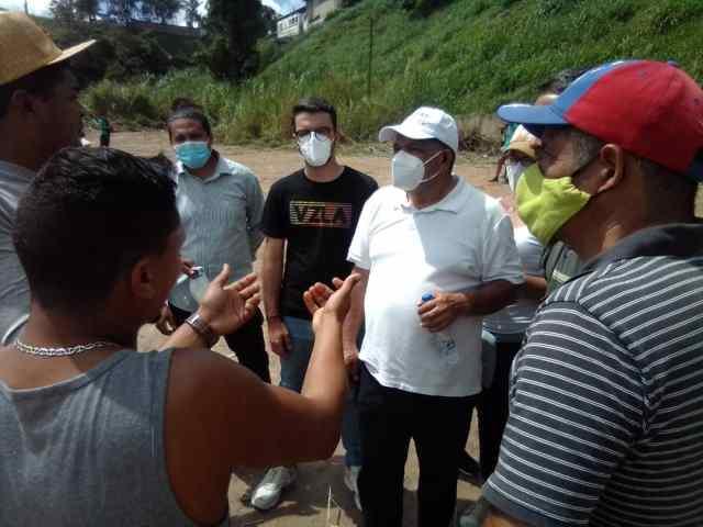 """José Morales """"Chonchón"""": Habitantes de Terraza 16 de La Ladera son los eternos olvidados del gobierno de Maduro"""