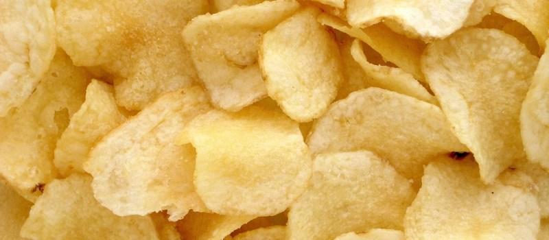 Süßkartoffelchips. Knabbern ohne schlechtes Gewissen :)