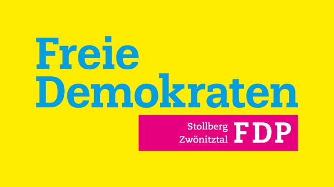 Logo FDP Ortsverband Stollberg und Zwönitztal