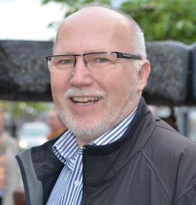 Kandidat for Fælleslisten Ejler Skjerning