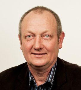 Kandidat for Fælleslisten Erik Lorenzen