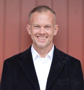 Kandidat for Fælleslisten Henrik Raksa Hansen
