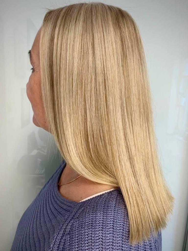 Naturligt Blond