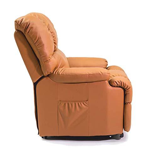Cecotec Massagesessel mit Wärmefunktion Fernsehsessel Relaxsessel Sessel mit 10 Massagefunktionen
