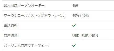 HotForexの基本通貨