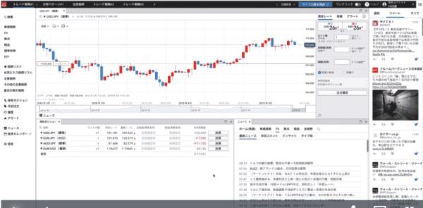 Webブラウザー版取引システム