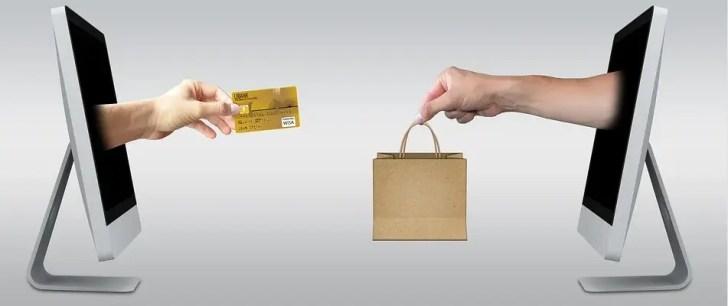 クレジットカードで入出金する仕組み