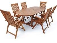 Gartenmöbel Set Holz ~ Gartenmöbel aus holz in toller auswahl ▷ bei westwingnow