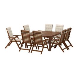 Ikea gartenmöbel holz  Gartenmöbel Set Holz finden aus über 1000 Produkten - gartenmöbel ...