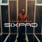 SIXPAD テレビCM 黒人ダンサーの筋肉がスゴイ!