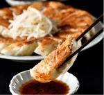 浜松餃子の老舗「石松」の餃子