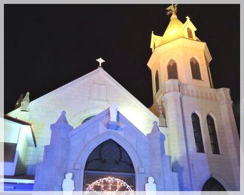 函館と共に歩むGLAYスポット 特定商取引法に基づく表示 説明 文章 画像 写真 教会 夜景