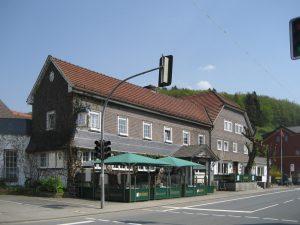 Haus Boerger, Kölner Str.20