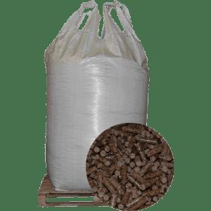 Egetræspiller 6 mm – Bigbag