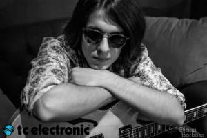 Alejandro Abellán TC Electronic