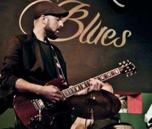 Guillermo Chicharro guitarrista