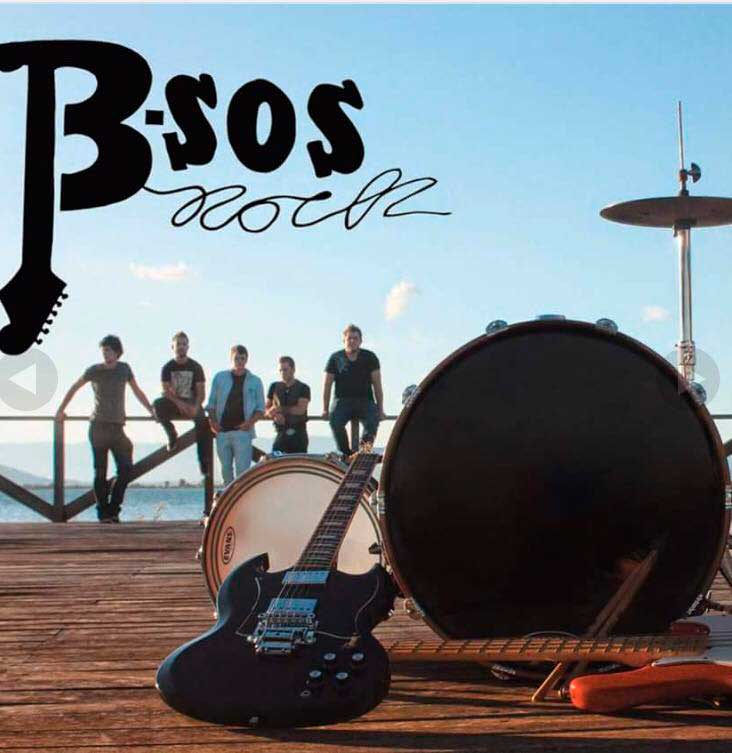 BSOSROCK - Elias Martínez