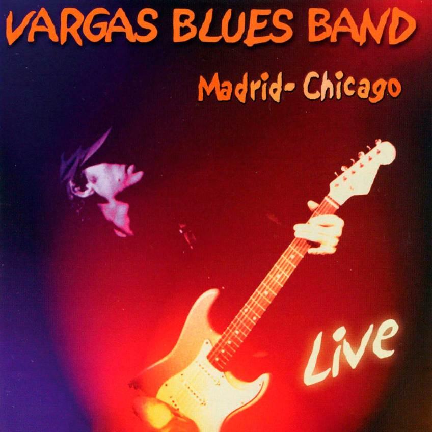 madrid-chicago 2000 - Vargas Blues Band