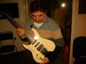 Pere soto guitar
