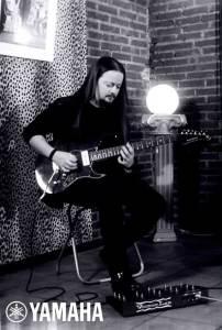 guitarrista david muñoz