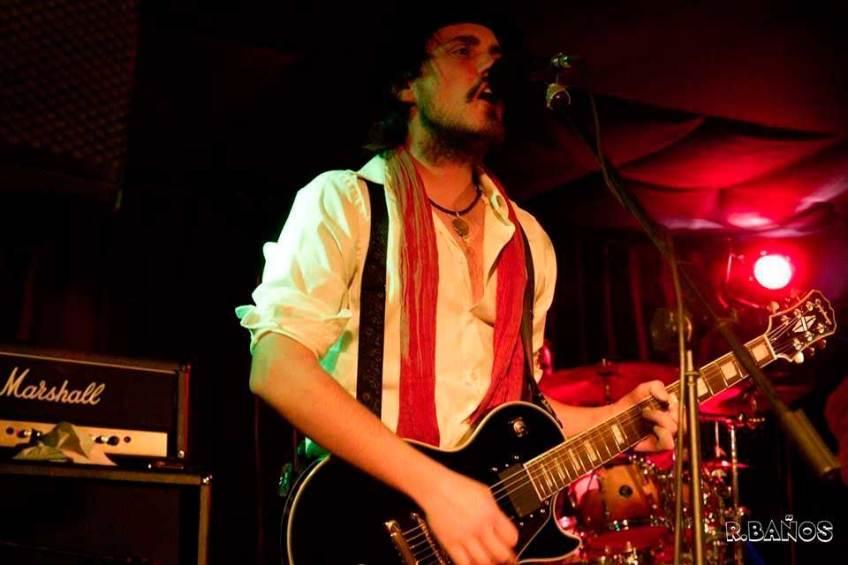 Juan Luque-Romero Jiménez guitarrista