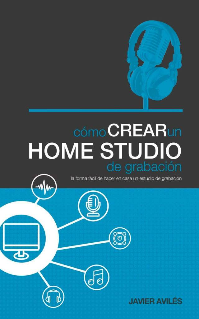 Como crear un estudio de Grabacion - portada
