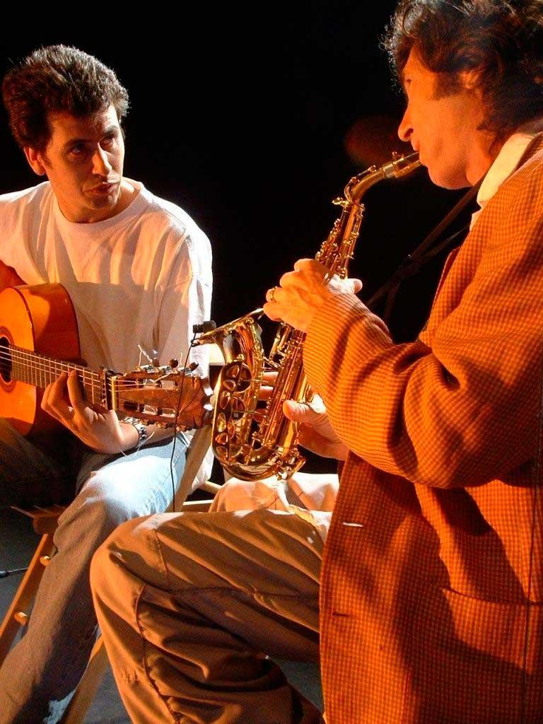 Juan Diego guitarrista