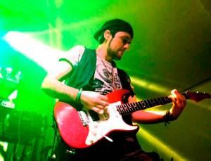 Aitor Berdiel guitarra