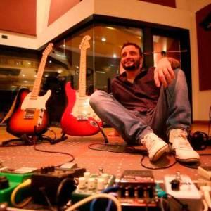 Alexis Vaquer guitarrista