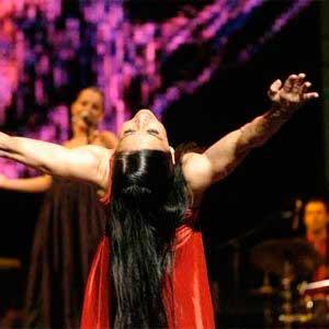 Una Voz (Multimedia en directo) 2009