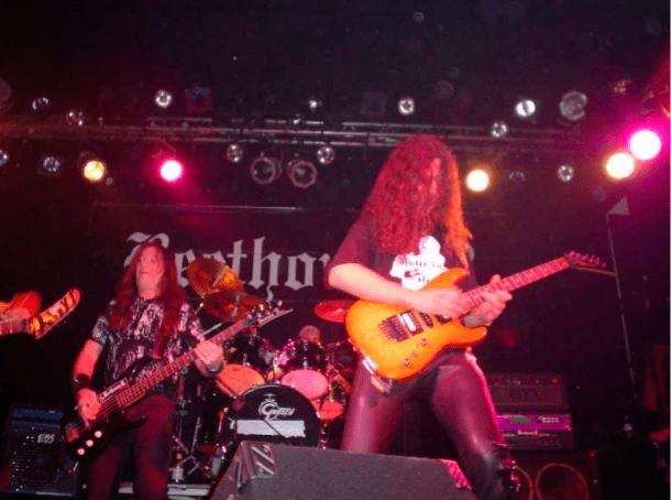 Nacho de Carlos guitarra
