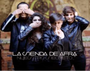 """La Senda de Afra – """"Nuestro Secreto"""""""
