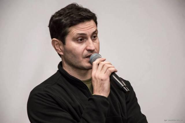 Ахтем Сейтаблаев в Одессе: международная миссия «Киборгов» и их «продолжение», родной Крым и новые проекты