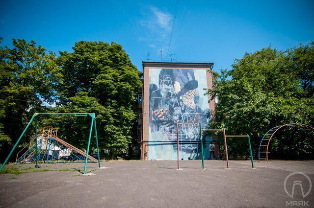 На Отрадной в Одессе «фирма-младенец» хочет построить жилой дом на месте бывшего бомбоубежища и детской площадки