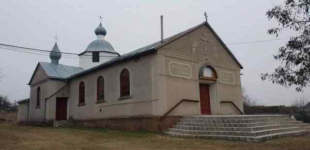 Еще одна сельская церковь в Одесской области перешла в ПЦУ. Фото