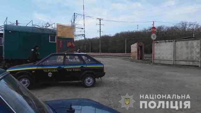 В Одесской области до смерти забили сторожа ломом. Фото
