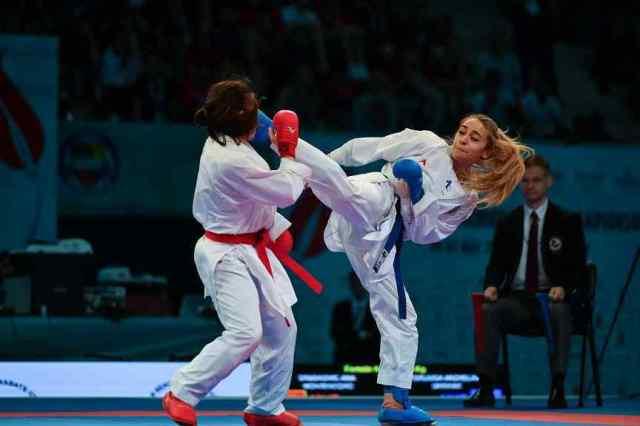 Одесситка завоевала «золото» в престижном турнире по карате в Марокко