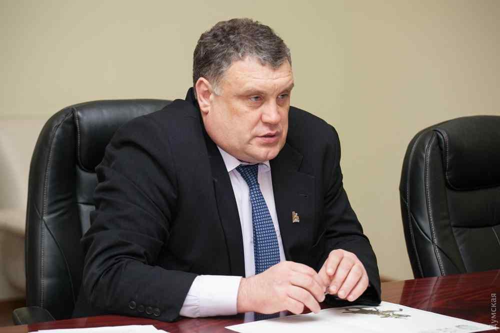 Одесская полиция задержали мужчину, организовавшего убийство экс-мэра Тирасполя