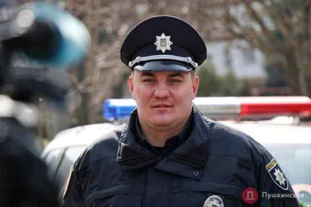 Юрий Рыбак покинул должность главы патрульной полиции Одесской области. Видео